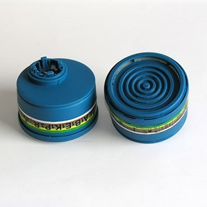 Filter 203, Schutzstufe A2, Bajonettverschluss, Pck à 4