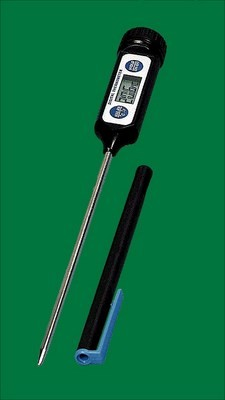 Digital Thermometer, Maxi Pen, - 50 bis + 200°C