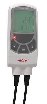Elektronisches Kontaktthermometer GFX 460 G, m, Glasfühler