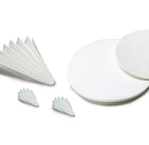 Filterbögen qualitativ, SM Sorte 292, 580x580mm, Pck à 100
