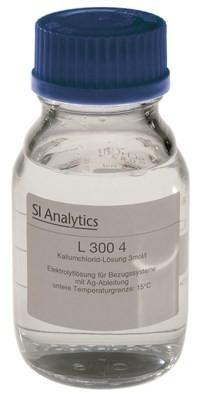 Elektrolytlösungen Wässrig für Bezugselektroden und als Brückenelektrolyt, in DURAN® Glasflasche