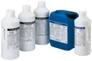 STAMMOPUR 24 Reinigungs- und Desinfektionskonzentrat 24 VAH-zertifiziert, EXAM-geprüft. Intensiv-Reinigung und Desinfektion in einem Arbeitsgang
