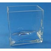 Aquarienkästen, Klarglas, 25x18x22cm
