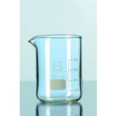 Becherglas, Duran, niedrige Form, 600ml