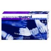 Einmalhandschuh Semperguard Latex puderfrei IC, Gr,L, Pck à 100