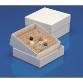 Box, 50 mm, für Einschübe 6901, 6903, 6907, 6909, 130 x 130 mm
