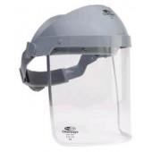 Gesichtsschutzschirm Protecteur P1, mit Kopfhalterung