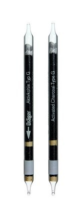Activated charcoal tube, type G
