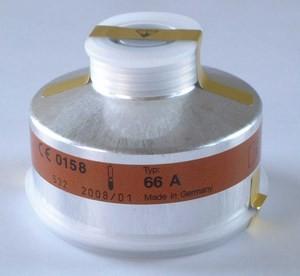 Gasfilter 67 ABEK, protection class A2, B2, E2, K1, screw-thread