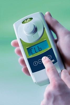 Photometer AL100, 2in1, chlorine, pH