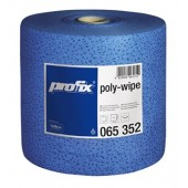 Wipes, 320 x 360 mm, large roll of 500 wipes