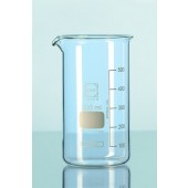 Beaker, Duran, tall form, cap. 50 ml