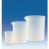 Beaker, PFA, capacity 500 ml