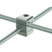 Bosshead, laboral, for rods up to 12 mm diameter
