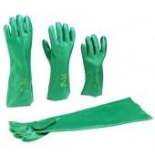 Protection gloves, EKASTU, size 10, length 60 cm