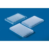 384-well PCR plates, full skirt, PP, pack of 50