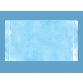 Cover foil, self-adhesive, aluminium, application with cold storage, single foil