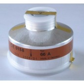 Combination filter 80 BSt, protection class B2, P2, screw-thread