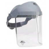 Face visor Protecteur P1, with head fixture