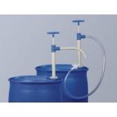 Barrel pump, PP, immersion depth 80 cm