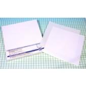 POLYGRAM polyester sheets, SIL G, 0.20 mm, 20 x 20 cm