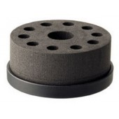 Attachment for 10 test tubes, accessories for Reax top
